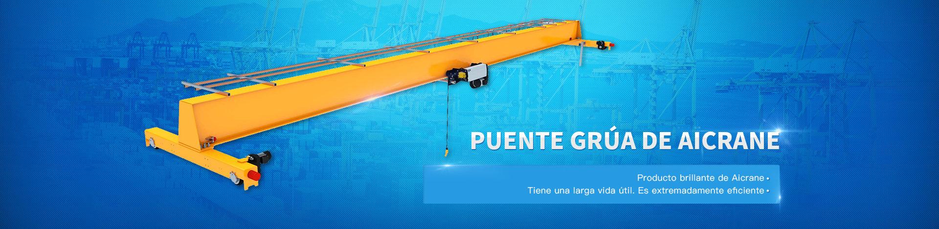 Grúa De Puente De Aicrane Grupo