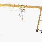 ¿Cómo obtener grúas pesadas rentables de manera inteligente?